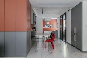 5-10万100平米三室两厅现代简约风格玄关图片大全