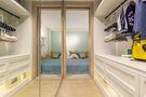 60平米一室一厅混搭风格卧室图片大全