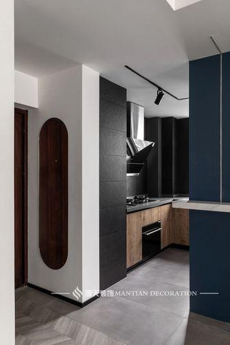 10-15万120平米四室两厅工业风风格厨房装修图片大全