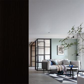 15-20万120平米三室两厅北欧风格餐厅欣赏图