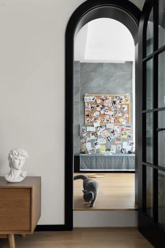 5-10万100平米三室一厅北欧风格健身房图片大全
