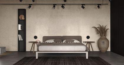 豪华型140平米别墅混搭风格卧室装修效果图