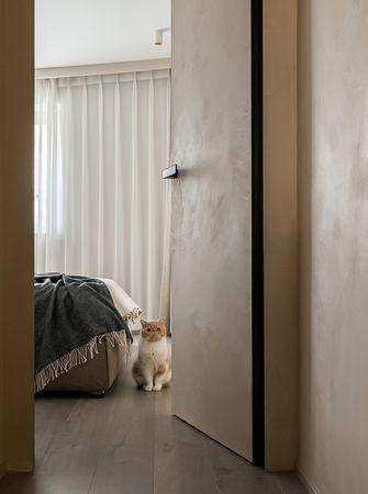 富裕型120平米混搭风格卧室设计图