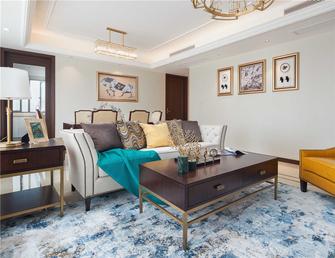 50平米小户型法式风格客厅装修图片大全