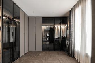 10-15万110平米三室两厅现代简约风格衣帽间装修案例