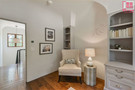 80平米三室一厅地中海风格走廊图片