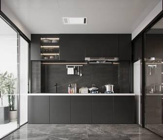 120平米四现代简约风格厨房效果图