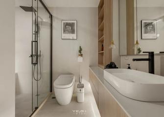 140平米复式法式风格卫生间欣赏图