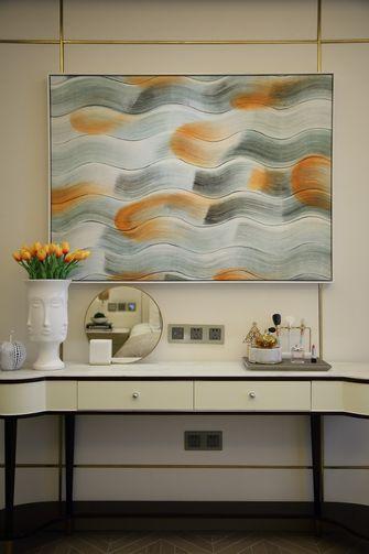 20万以上140平米三室一厅轻奢风格梳妆台装修案例