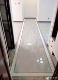 经济型90平米三室两厅中式风格走廊装修效果图
