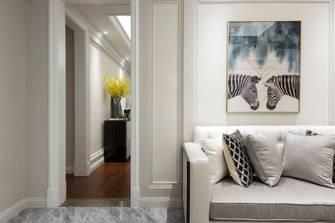 70平米一居室混搭风格客厅装修案例