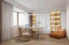 20万以上140平米北欧风格书房效果图