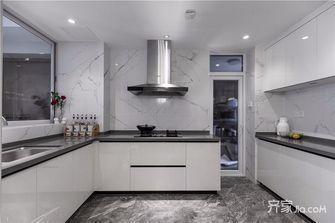 90平米现代简约风格厨房图