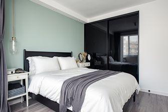 经济型30平米小户型现代简约风格卧室图片大全