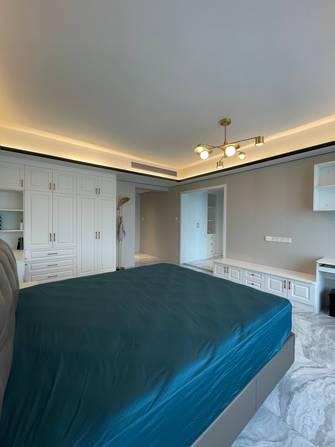 豪华型140平米四室三厅现代简约风格卧室设计图