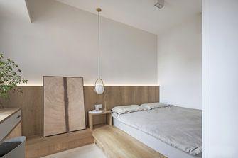 80平米三日式风格卧室效果图