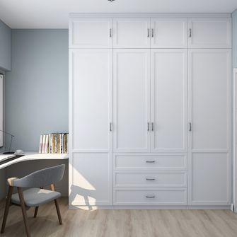 110平米北欧风格书房装修案例