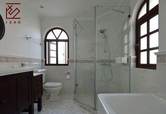 10-15万100平米别墅美式风格卫生间效果图