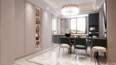 3-5万140平米三室两厅轻奢风格餐厅设计图