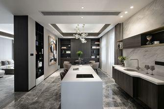 豪华型140平米四室三厅现代简约风格厨房欣赏图