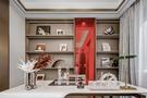 130平米四室两厅轻奢风格书房装修效果图
