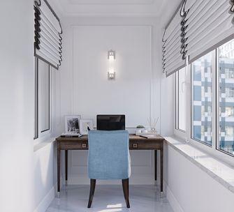 豪华型140平米四室两厅美式风格阳台装修图片大全