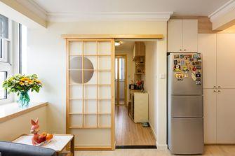 富裕型60平米日式风格卧室装修案例