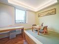 120平米田园风格书房装修案例