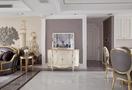 豪华型130平米四室两厅法式风格玄关设计图