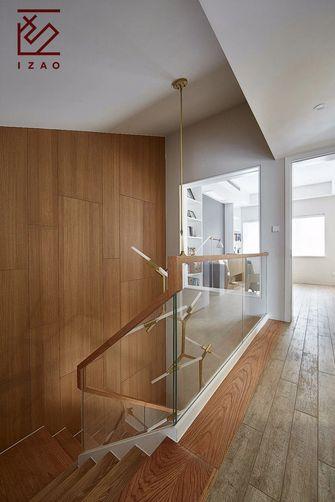 10-15万140平米四室两厅北欧风格楼梯间装修图片大全
