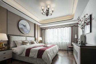 豪华型130平米四室一厅中式风格卧室图片