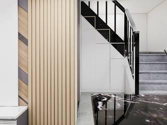 混搭风格楼梯间装修案例