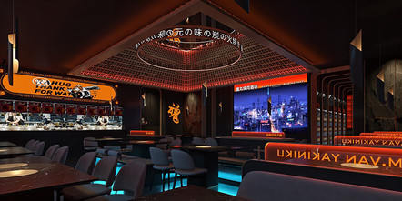 豪华型140平米公装风格其他区域欣赏图