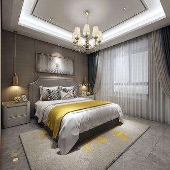 5-10万140平米四混搭风格卧室设计图