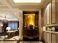 140平米三室一厅欧式风格玄关欣赏图
