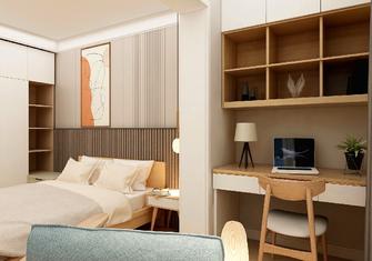 经济型50平米公寓日式风格阳台欣赏图