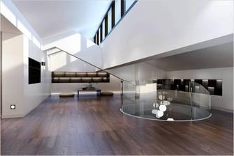 140平米别墅现代简约风格阳光房欣赏图