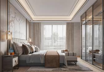 富裕型140平米四中式风格卧室装修效果图