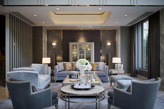 140平米复式港式风格客厅设计图