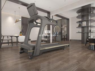 140平米别墅中式风格健身房图片大全