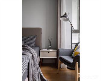 10-15万100平米北欧风格卧室装修图片大全