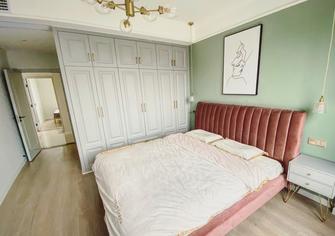 90平米三室两厅轻奢风格卧室图