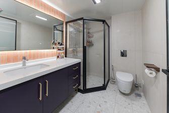 豪华型130平米三室两厅北欧风格卫生间图片