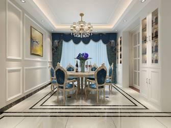 100平米四室两厅欧式风格餐厅设计图