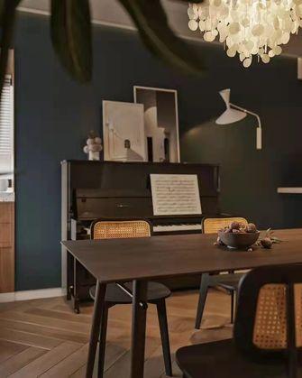 20万以上140平米四室两厅法式风格餐厅欣赏图