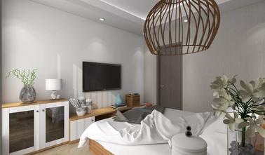 经济型70平米公寓日式风格卧室图片