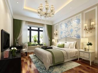 20万以上110平米三欧式风格卧室图片