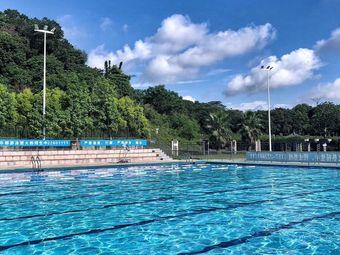 龙江天湖森林公园游泳馆