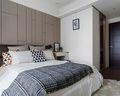 经济型50平米一室一厅北欧风格卧室图片