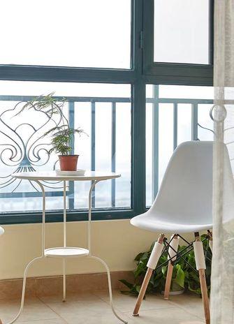 经济型60平米新古典风格阳台欣赏图